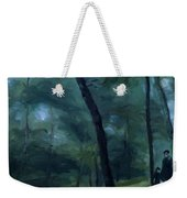 A Walk In The Woods Madame Lecoeur And Her Children 1870 Weekender Tote Bag