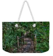 A Walk Through The Forest Weekender Tote Bag