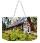 A Walk Through The Past Weekender Tote Bag