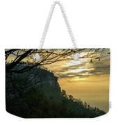 A Warm Autumn Morning Weekender Tote Bag