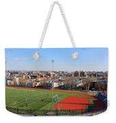 A Washington View From Cardoza High School Weekender Tote Bag