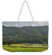 A Watcher In The Hill Weekender Tote Bag