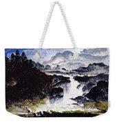 A Waterfall Weekender Tote Bag