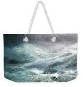 a wave my way by Jarko Weekender Tote Bag