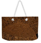 A Web Of Photons Weekender Tote Bag