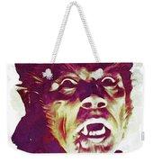 A Werewolf In London Weekender Tote Bag