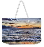 A Western Maui Sunset Weekender Tote Bag