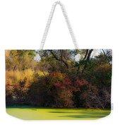 A Wetland Display Weekender Tote Bag