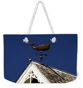 A Whale Of A House Weekender Tote Bag