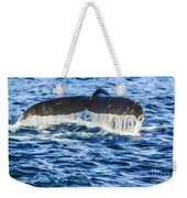 A Whale Of A Tail Weekender Tote Bag