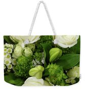 A White Roses Bouquet For You Weekender Tote Bag