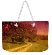 A Winding Road - Bayonet Farm Weekender Tote Bag