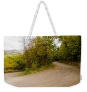 A Winding Road 2  Weekender Tote Bag