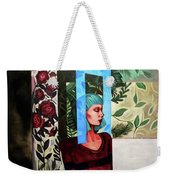 A Window Of Mind Weekender Tote Bag