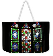 A Window To The Past Weekender Tote Bag