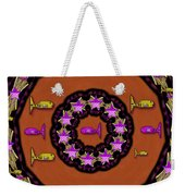 A Wish For A Fish Ocean Peace Weekender Tote Bag