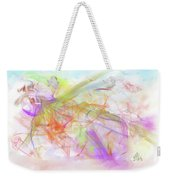 A Wonderful Dream Weekender Tote Bag
