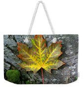 A Work Of Nature's Art Weekender Tote Bag