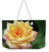 A Yellow Rose Weekender Tote Bag