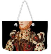 A Young Lady Aged 21 Weekender Tote Bag