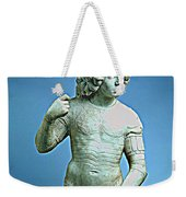 A Young Warrior, Tullio Lombardo Poster 2 Weekender Tote Bag