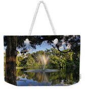 A Zen Oasis By H H Photography Of Florida Weekender Tote Bag