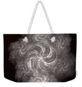 a011_2 Santa Claus Is Coming To Town Weekender Tote Bag
