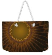 a044 Sunny Side Of The Galaxy Weekender Tote Bag