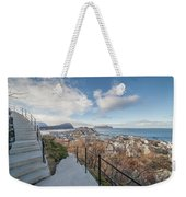 Aalesund City Weekender Tote Bag