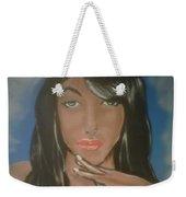 Aaliyah Weekender Tote Bag