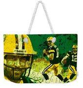 Aaron Rodgers 2015 Weekender Tote Bag