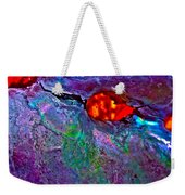 Abalone Five Weekender Tote Bag