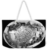 Abalone Shell Weekender Tote Bag