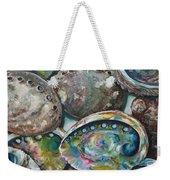 Abalone Shells Weekender Tote Bag