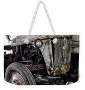 Abanded Tractor 3 Weekender Tote Bag