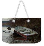 Abandoned Boat Weekender Tote Bag