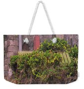 Abandoned Churchyard Weekender Tote Bag