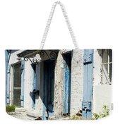 Abandoned Cottage Weekender Tote Bag