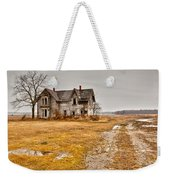 Abandoned Farm House Weekender Tote Bag by Cale Best