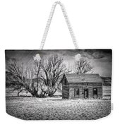 Abandoned Farm House Weekender Tote Bag