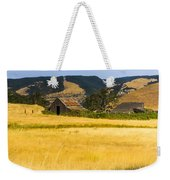 Abandoned Farm Weekender Tote Bag