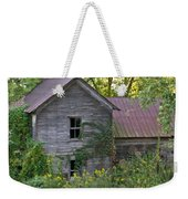 Abandoned Farmhouse On Stacy Fork Weekender Tote Bag