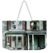 Abandoned House Weekender Tote Bag