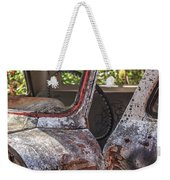 Abandoned Old Truck Newport New Hampshire Weekender Tote Bag