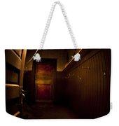 Abandoned Schoolhouse Weekender Tote Bag