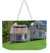 Abandoned Shack By The Road Weekender Tote Bag