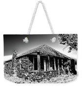 Abandoned Stone House Weekender Tote Bag