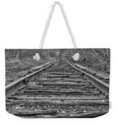 Abandoned Tracks Weekender Tote Bag
