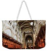 Abbey Church Of Saint Mary, Or Buckfast Abbey Weekender Tote Bag
