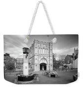 Abbey Gate Weekender Tote Bag